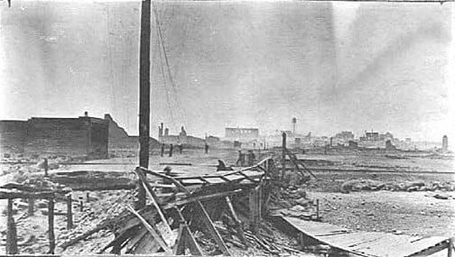 1894 Hinckley Minnesota Forest Fire