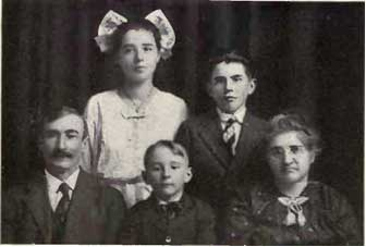 Norman C. Hoyt and Mary Hoyt and Family