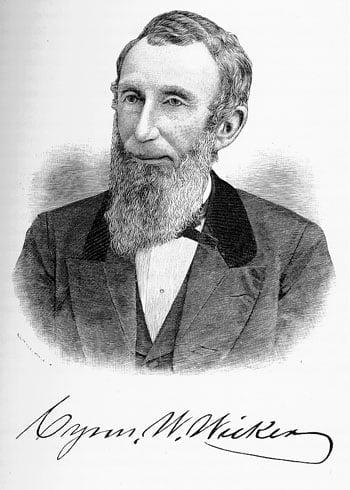 Cyrus W. Wicker