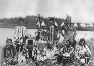 Cree Indians (Saskatchewan)