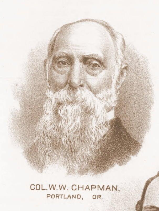 William William Chapman