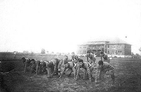 1914 Haskell Institute Football Team