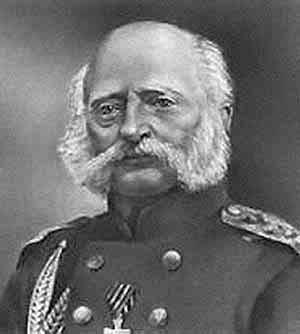 Admiral Ferdinand Petrovich Wrangel