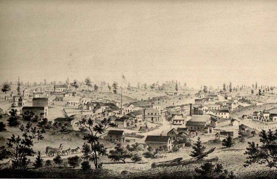 Auburn California in 1857.