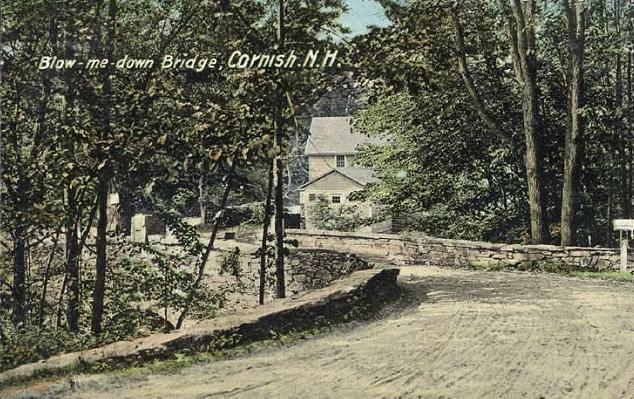 History of Cornish New Hampshire