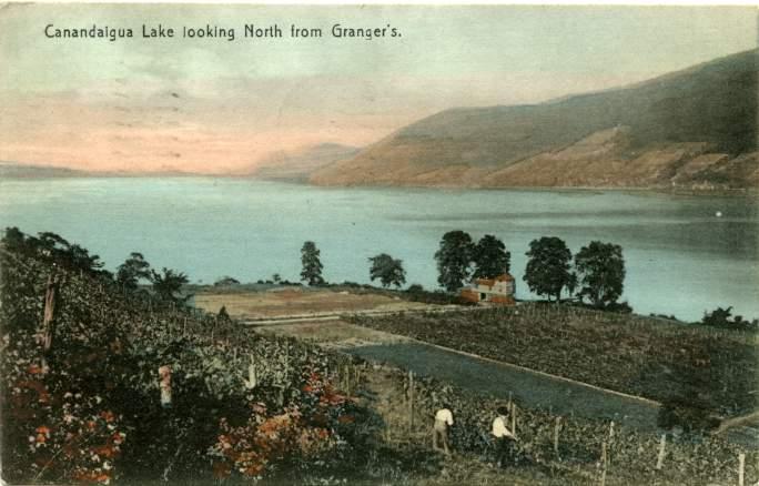 Canandaigua Lake PostCard