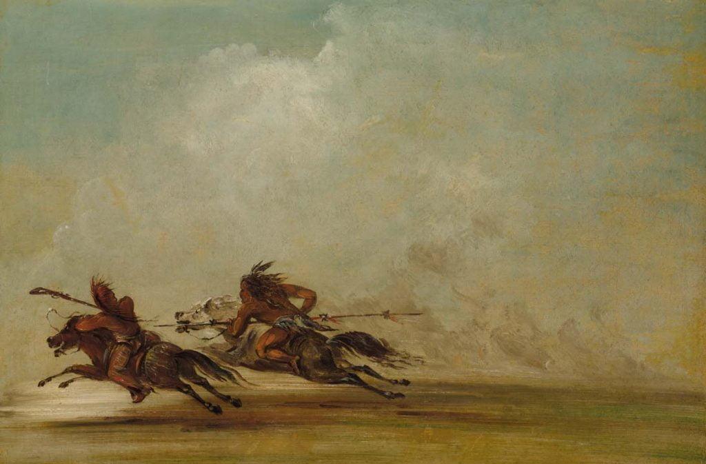 War on the plains