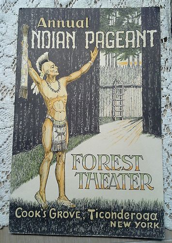 Forest Theater Annual Indian Pageant