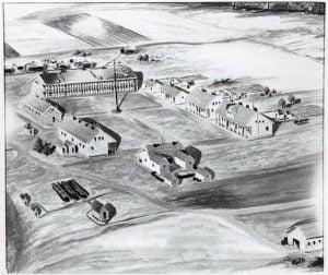 Fort Ridgely 1862