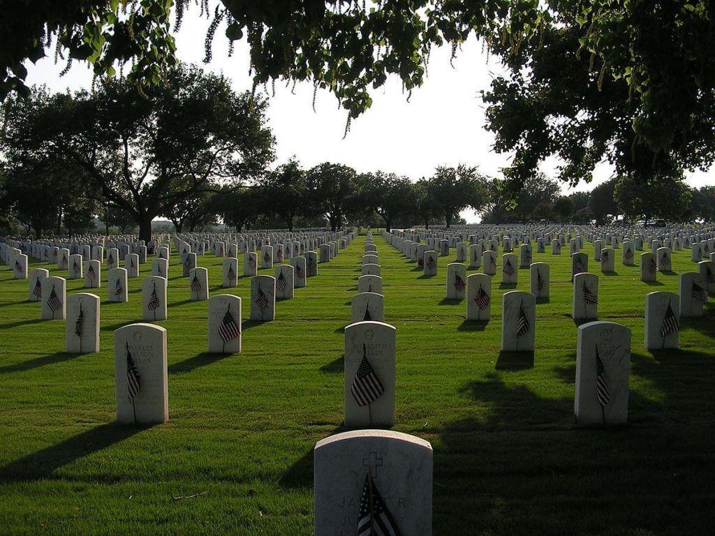Fort Sam Houston National Cemetery, San Antonio, Bexar County, Texas