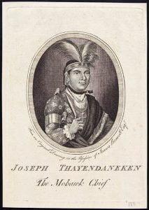 Joseph Thayendaneken