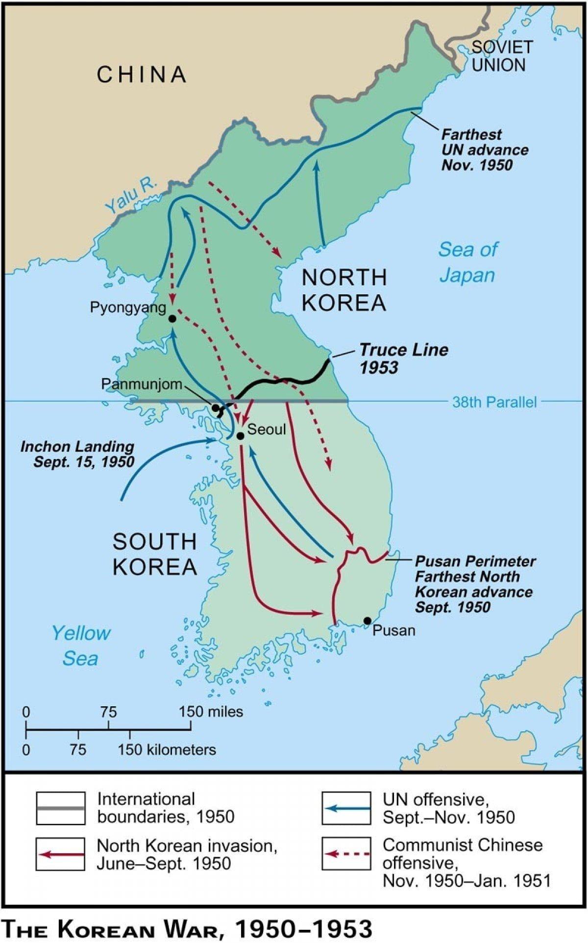 Korean War Casualty List | Access Genealogy