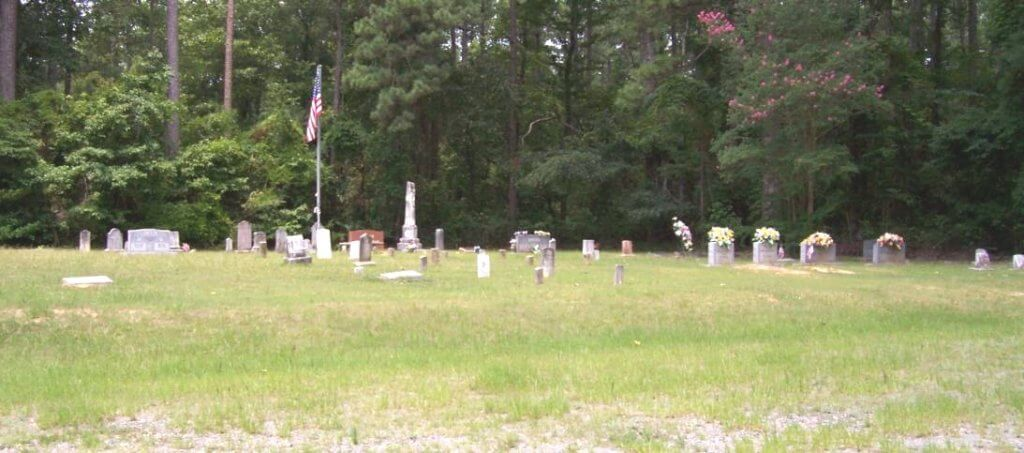 Macedonia Cemetery, Cleveland County, Arkansas