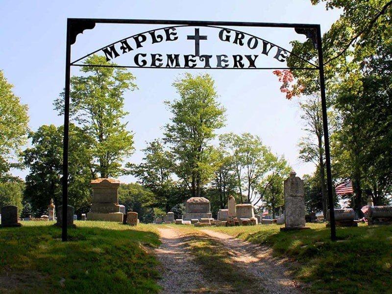 Maple Grove Cemetery, Nicholasville Kentucky