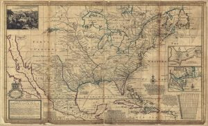 Moll Map of 1720
