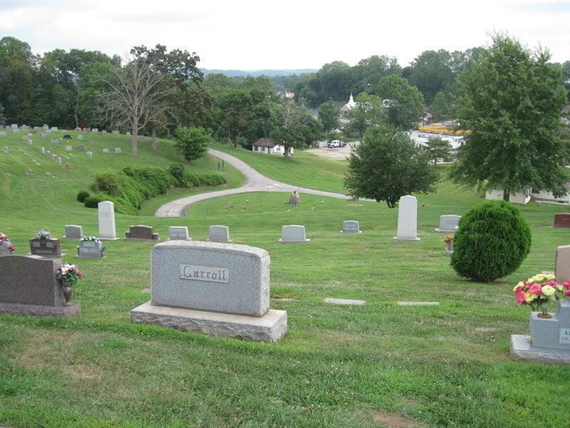 Rose Hill Memorial Park, Ashland, Boyd County, Kentucky