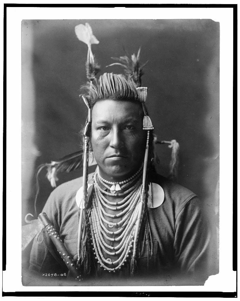 Crow Tribe | Access Genealogy