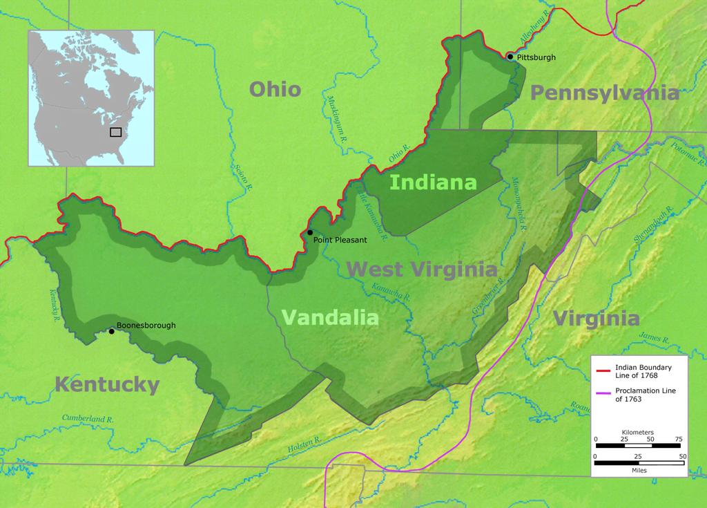 Vandalia Colony