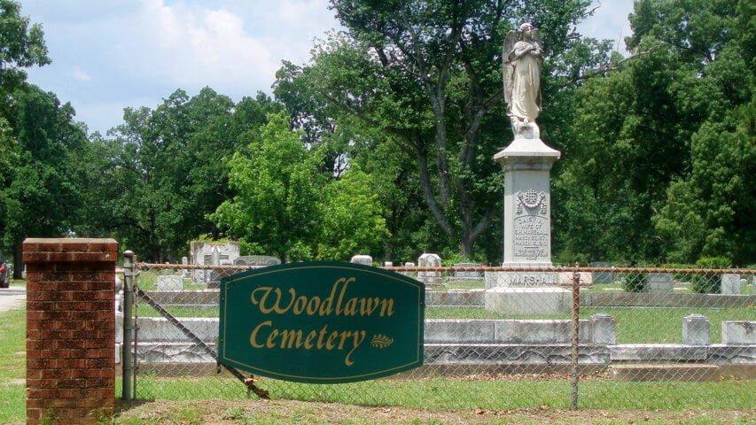 Woodlawn Cemetery, Texarkana, Miller, Arkansas