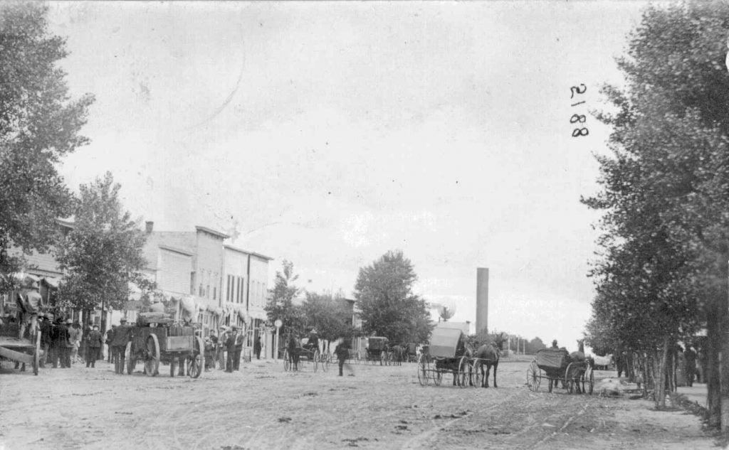 Early Ainsworth Nebraska
