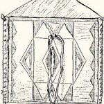 Fig. 25. Bag made of Rawhide.