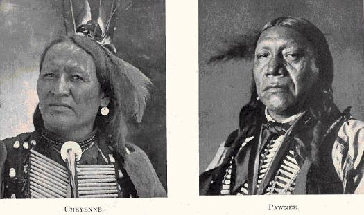 Cherokee Facial Features >> Physical Type Of Plains Tribes Access Genealogy