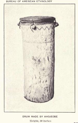 Choctaw Drum