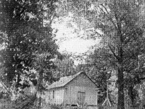 The Choctaw Church, Clear Creek