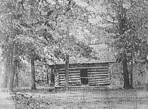 The Choctaw Court House, Clear Creek