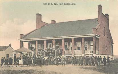 Ft. Smith Courthouse 1889