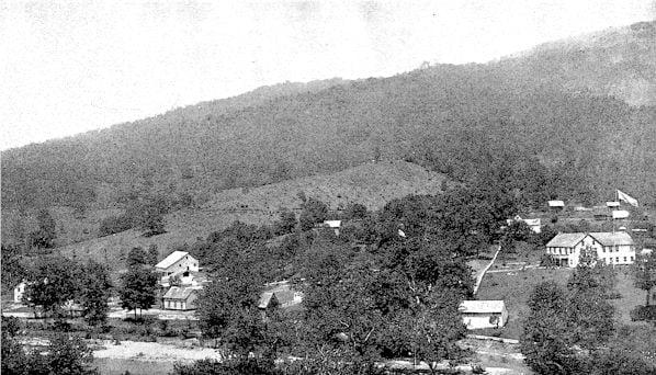 Eastern Cherokee Training School