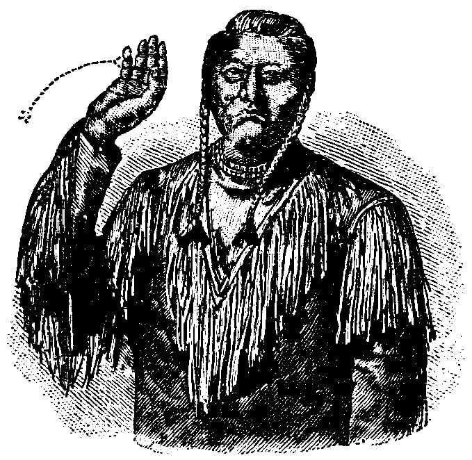 Tribal Signs - Absaroka to Assinaboin - Sign Language 2