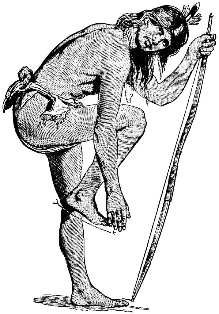 Tribal Signs - Atsina to Comanche - Sign Language 1