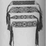 Potawatomi Beaded Garters