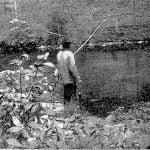 Eastern Cherokee Indian Fishing
