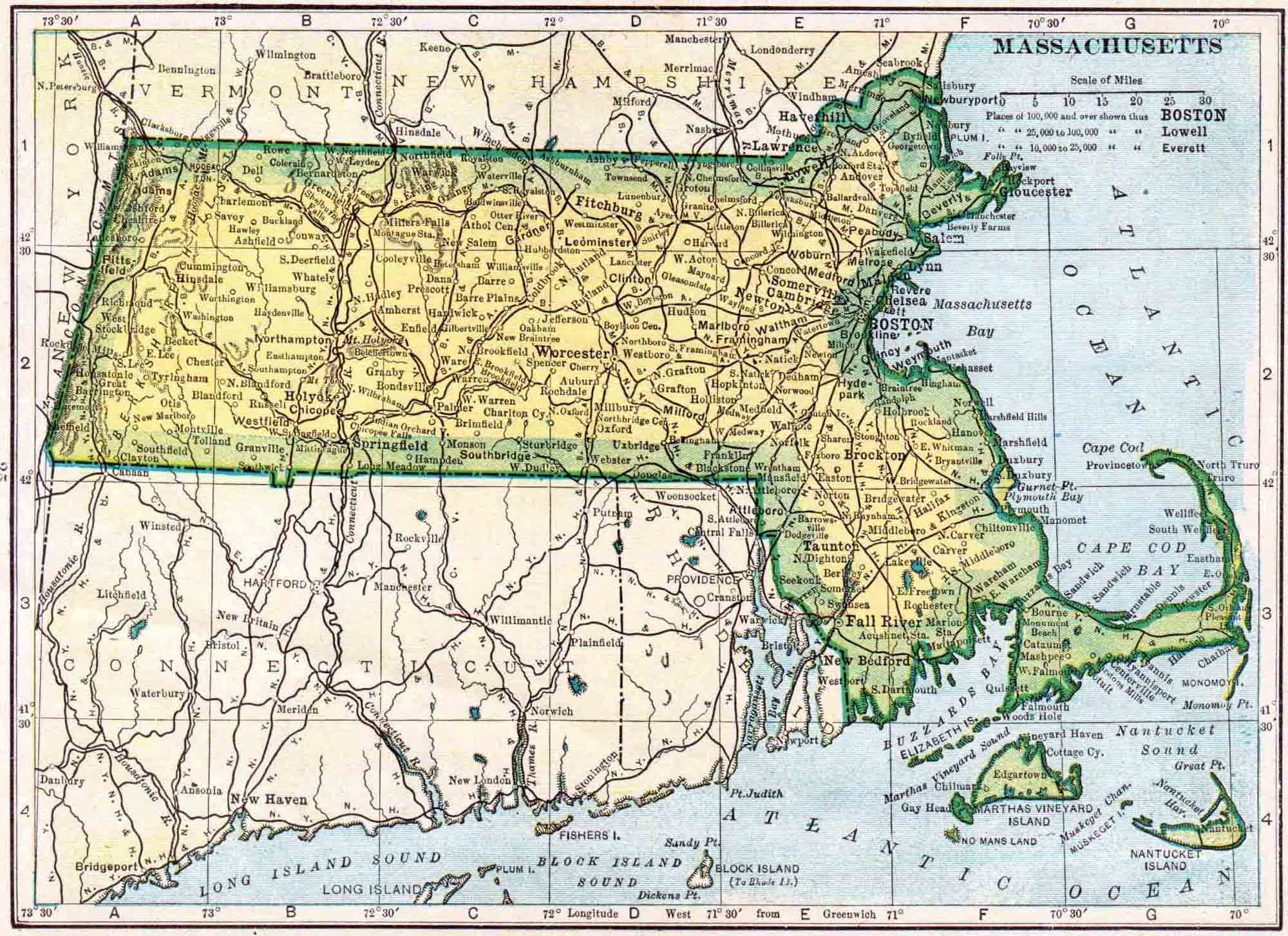 Machusetts Genealogy - Free Machusetts Genealogy ... on town of danvers, sign welcome to danvers, map of boston danvers, burlington map of eastern massachusetts danvers, map of reservoir danvers,