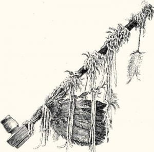 Blackfoot Medicine Pipe