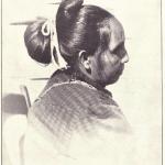 Choctaw Method of wearing hair