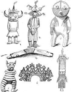 Moqui Dolls