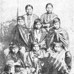 Members of the Sac and Fox Tribe