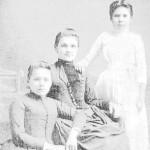 Chippewa Indian girls