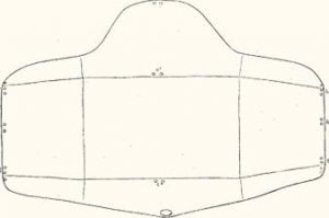 Fig. 23. Parfleche Pattern.