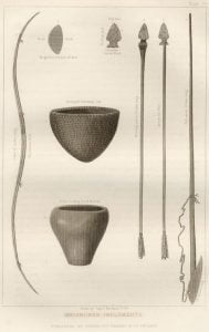Shonshone Implements - Plate 76