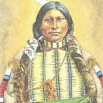Sharp Nose, Northern Arapaho