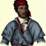 Timpoochee Barnard A Uchee Warrior