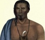 Tishcohan A Delaware Chief