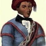 Tustennuggee Emathla or Jim Boy A Creek Chief