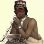 Waemboeshkaa, A Chippeway Chief (Chippewa)