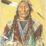 Wolf Robe 1841-1909, Southern Cheyenne