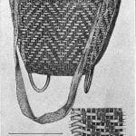 Arikara carrying basket (U.S.N.M. 8430)